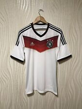 GERMANY 2014 2015 ADIDAS HOME FOOTBALL SOCCER SHIRT JERSEY WORLD CUP