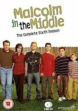 Malcolm in The Middle The Complete Series 6 - DVD Region 2