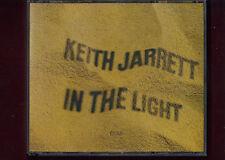 KEITH JARRETT - IN THE LIGHT DOPPIO CD APERTO NON SIGILLATO