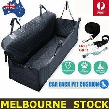 Premium Dog Back Car Seat Cover NonSlip Waterproof Pet Cat Hammock Protector Mat