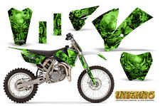 KTM SX85 SX105 2004-2005 GRAPHICS KIT CREATORX DECALS INFERNO GNP