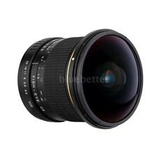 Kelda f3.5 8mm 170° Ultra Wide Fisheye Aspherical Lens for Canon EOS Full Frame