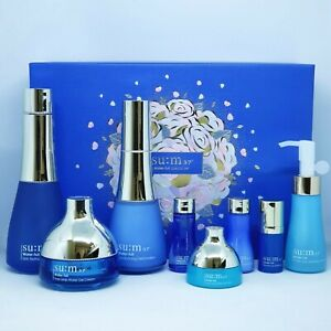 SUM37 Water-full 3 Kinds Special Set 8 Items Anti Aging Moisturizing K-Beauty