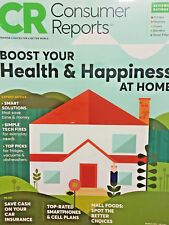 CONSUMER REPORTS Magazine MARCH 2017 Save $ Car Insurance BOOST HEALTH HAPPINESS