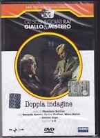 Dvd Sceneggiati RaiI «DOPPIA INDAGINE» con Gerardo Amato completa 1978