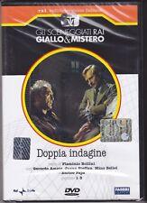 Dvd Serie del drama RaiI «DOBLE Encuesta ' con Gerardo Amato completa 1978