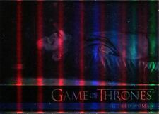 Game Of Thrones Season 6 Complete 100 Card Foil Parallel Base Set