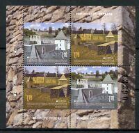 Bosnia & Herzegovina Serbia Admin 2017 MNH Castles Europa 4v M/S Stamps