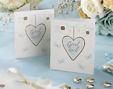 Wedding Day Lottery/Scratch Card Holders x 10 - To Have and To Hold Range