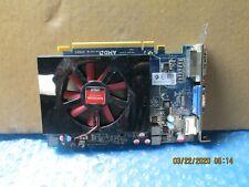 3AMD RADEON HD6670 1GB GDDR5 VGA/DVI/DP PCI-E WX52N 0WX52N