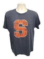Syracuse University Adult Large Gray TShirt