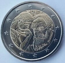 FRANCE  2 € euro  commemorative coin 2017 - Auguste Rodin