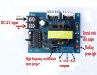 DC-AC Converter 12V to AC 110V 220V 100W Inverter Boost Board Transformer Power