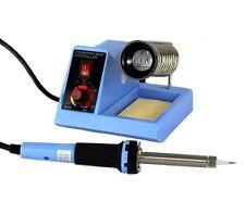 Regelbare Lötstation Lötkolben ZD-99 150-450°C 48W mit Lötschwamm