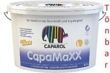 Caparol CapaMaXX 12,5 L weiß / Premium Farbe Blitz Versand  (4,96 EUR/l)