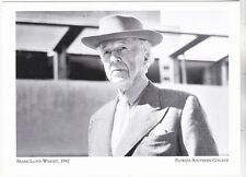 "*Postcard-""Frank Lloyd Wright, 1942"" (Front of Chapel)*Florida S College (A-218)"