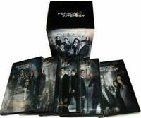 PERSON OF INTEREST: THE COMPLETE SERIES 1-5 BOX SET BRAND NEW SEALED