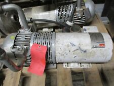 Gast Vacuum Pump 2567 V108 15hp 1800rpm 208 230460v 45 4221a Used