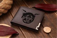 Genuine Quality Leather Wallet - Fullmetal Alchemist