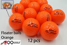 A99 Golf Floating Ball Floater Float Water Range Practice Training Balls Fun Lot
