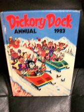 Dickory Dock UK annual 1983 hardcover