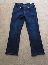 Levis Curvy Boot Cut Denim Blue Jeans Size 10