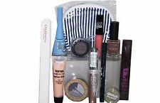 Max Factor, Loreal, Covergirl, Bourjois, 12pc Taupe Makeup & Nail, Bag Set