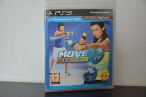 PS3 Move Spiel - Move Fitness - Neu