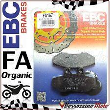 PASTIGLIE FRENO ANTERIORE ORGANIC EBC FA167 SHERCO City Corp 125 2003 - 2007