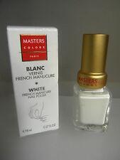 MASTERS COLORS BLANC VERNIS FRENCH MANUCURE WHITE vernis à ongles très résistant