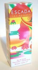 ESCADA TAJ SUNSET WOMEN PERFUME EDT 1.6 OZ SPRAY 50ML NEW IN SEALED BOX