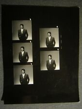 Ray Parker Jr Music Contact Sheet By Harry Langdon 965Q