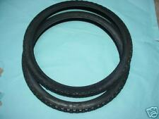 BICYCLE KNOBBY BALLOON TIRES 26 X 2.125  VINTAGE OR NEW