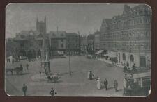 Northants PETERBOROUGH Market Place 1906 PPC Alumino