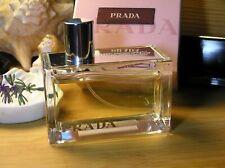 Eau de Parfum Damen PRADA Prada Amber orientalisch Spray 80 ml OVP neuwertig !