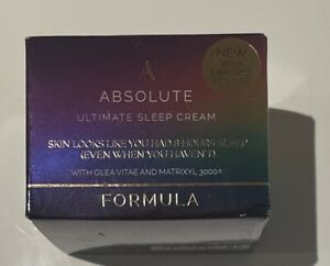 M&S marks Beauty Formula - 50 ml  absolute ultimate sleep cream