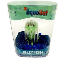 HEXBUG Aquabot Robotic Jellyfish Smartfish Technology Green - New