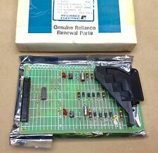 RELIANCE 0-52711 AUTOMATE 35 PCB DATA INPUT CARD 115 VAC NEW IN BOX