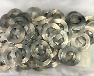 M8 Crinkle Washers, A2 Stainless Steel Wavey Washers. BS4463. MoD. Pack of 200.