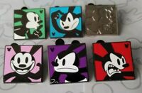 Oswald the Lucky Rabbit 2014 Hidden Mickey Series Set DLR Choose a Disney Pin
