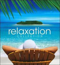 Relaxation Collector's Artful Tin (CD, Sep-2010, 4 Discs) Sonoma Entertainment