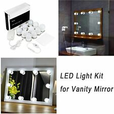 Hollywood Style LED Vanity Mirror Lights Kit for Makeup Dressing Table Vanity