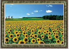 Chamberart Jigsaw Puzzle 300pcs [Paper] 9.8*13.4 Inches [25*34cm] Sunflower