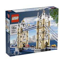 LEGO COLLEZIONISTI 10214 TOWER BRIDGE NUOVO NEW