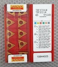 SANDVIK CARBIDE INSERTSTCMT 16 T3 04-UM TCMT 3(2.5)1-UM Grade 4025