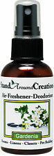 Premium Concentrated Air Freshener - 2oz - Scent: Gardenia / Room Deodorizer