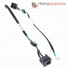 Toshiba satellite c650 c650d c655 c655d red parte hembra red conector DC Jack Power