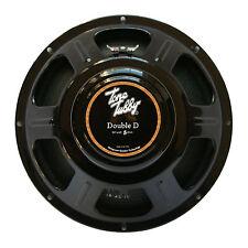 """Tone Tubby 12"""" Black Alnico DD Hemp Cone Guitar Speaker 8/16 ohm NEW + Warranty"""