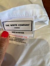 The White Company Easycare Single Fitted Sheet - Brand New and Never Used