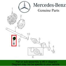 For Mercedes W204 C204 W212 W218 W221 A/T CV Intermediate Axle Shaft Bearing